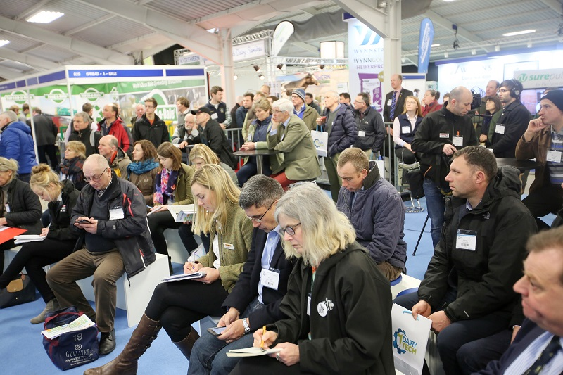 New ideas, concepts and headline innovation will showcase at Dairy-Tech