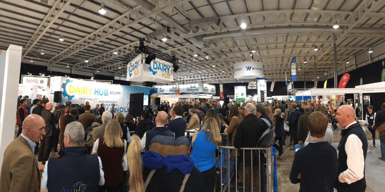 What's happening at Dairy-Tech?